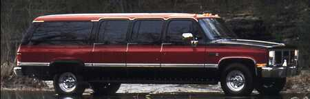 Daves (Armbruster/Stageway) Limousine Pictures
